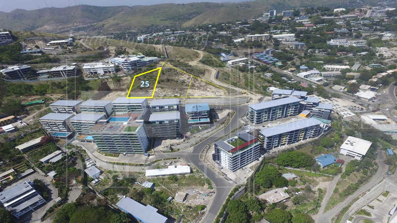 Land for sale in Port Moresby Town