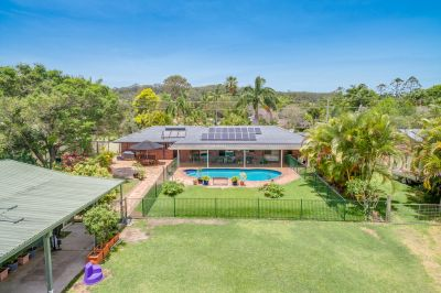 Equestrian Acreage only minutes from the Golden Beaches of the Gold Coast.