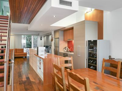 Architectural Executive Townhouse