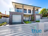 = APPLICATION RECEIVED = STYLISHLY DESIGNED FAMILY HOME