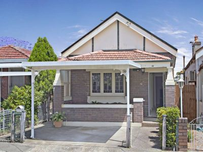 Whisper quiet period home with plentiful potential