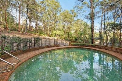 Turramurra - Cleared Land 2004 Sq. m – In ground Pool.