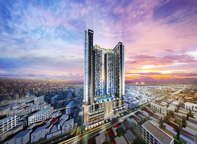 The  Skyline Condominium, Veal Vong, Phnom Penh | New Development for sale in 7 Makara Veal Vong img 0