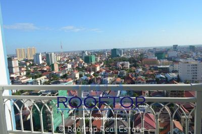 BKK 1, Phnom Penh | Condo for sale in Chamkarmon BKK 1 img 4