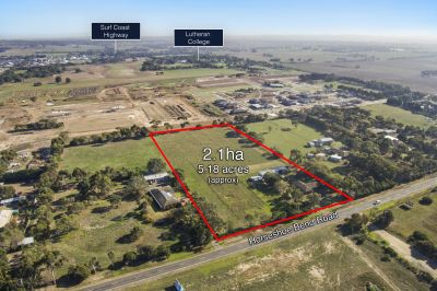 Developers Take Note - Urban Growth Zone   2.09ha 20,900m2 approx.