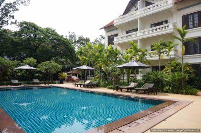 Svay Dankum, Siem Reap | Condo for rent in Siem Reap Svay Dankum img 0
