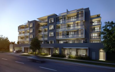 402/4-8 Bullecourt Street, Shoal Bay