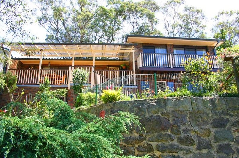 Private bushland retreat with outstanding views and nature on your doorstep