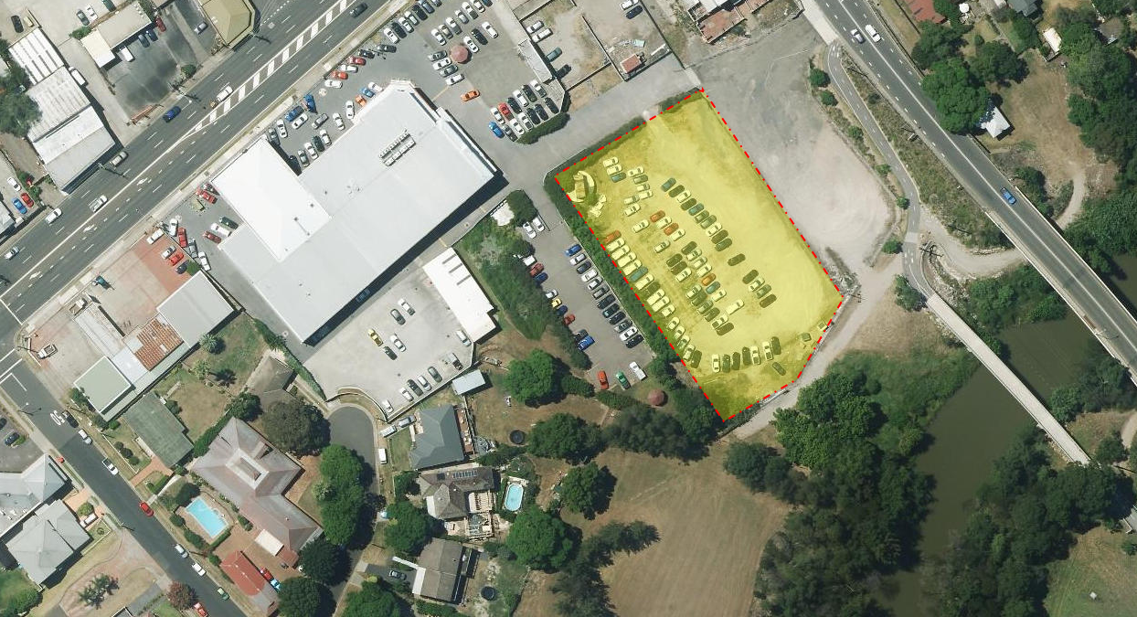 Opportunity to use Land at Windsor Road.