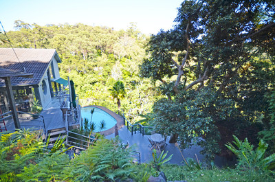 Tranquil 2 Bedroom House - Views - Pool