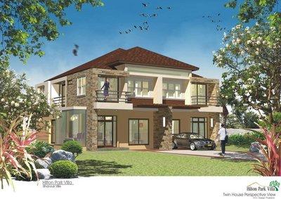 Borey Hillton  Park Villa, Sangkat Buon, Sihanoukville | Borey for sale in Sihanoukville Sangkat Buon img 10