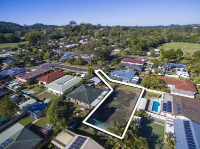 Build Your Dream…Rare Vacant Block In Mullumbimby