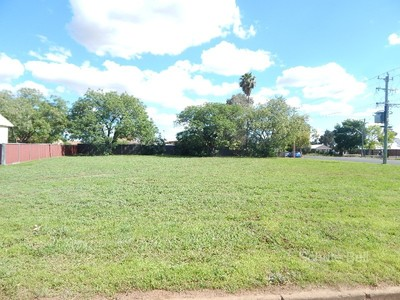 Two Large Vacant Corner Blocks ~ Buy one or Both!