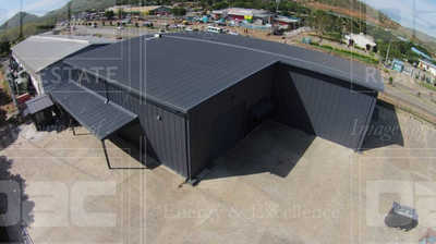 Warehouse for sale in Port Moresby Rainbow Estate