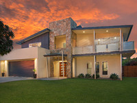Brilliantly designed and built Lennox Head home