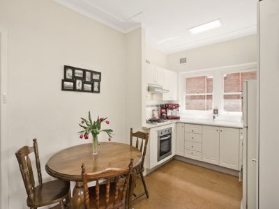 TWO BEDROOM UNIT LOCATED ON THE TOP FLOOR