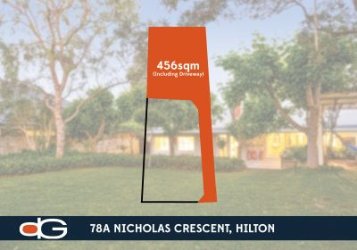 78A Nicholas Crescent, Hilton