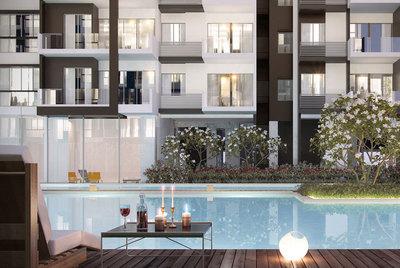 Axis  Residences, Teuk Thla, Phnom Penh | New Development for sale in Sen Sok Teuk Thla img 5