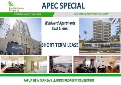 APEC SPECIAL - SHORT TERM LEASE