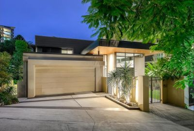 One of a Kind Contemporary Residence with 5 Star Facilities