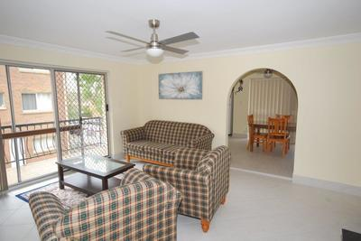 RENOVATED AND  FURNISHED 2 BEDROOM UNIT