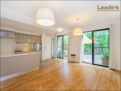 Great location, Generous spaces, Walk rail and schools