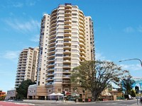 PARRAMATTA CITY CENTRE - Large 1 bedroom Apartment- Amazing Panoramic views