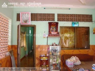 Svay Dangkum, Siem Reap | Villa for rent in Angkor Chum Svay Dangkum img 2