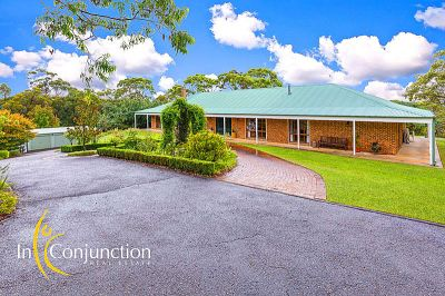 a perfect example of fine country living. magnificent lifestyle property with blue mountain views, large dam and shedding.