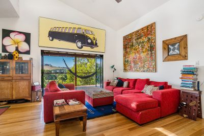 Modern Family Flair In Prime Location With Rural Outlook
