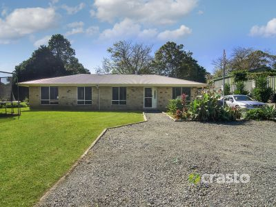RARE CREEK FRONTAGE PROPERTY