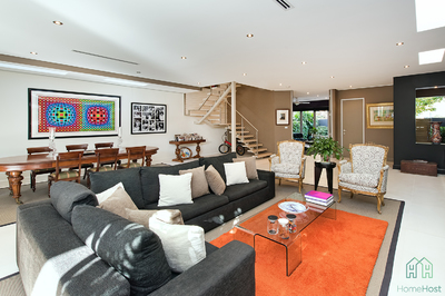 Fully Furnished Family Home in the Heart of Double Bay