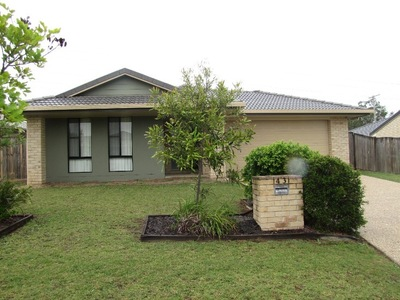 4 BEDROOM HOME WITH GOOD SIZE LEVEL YARD