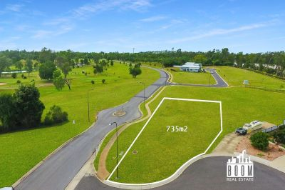 Lot 18 Larcombe Street, Riverview Estate Rockhampton, Kawana