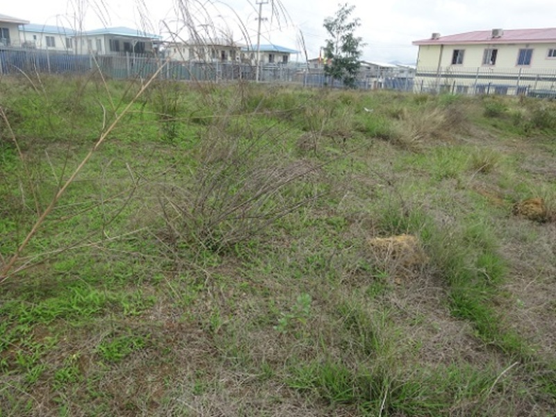 Land for sale in Port Moresby Bomana