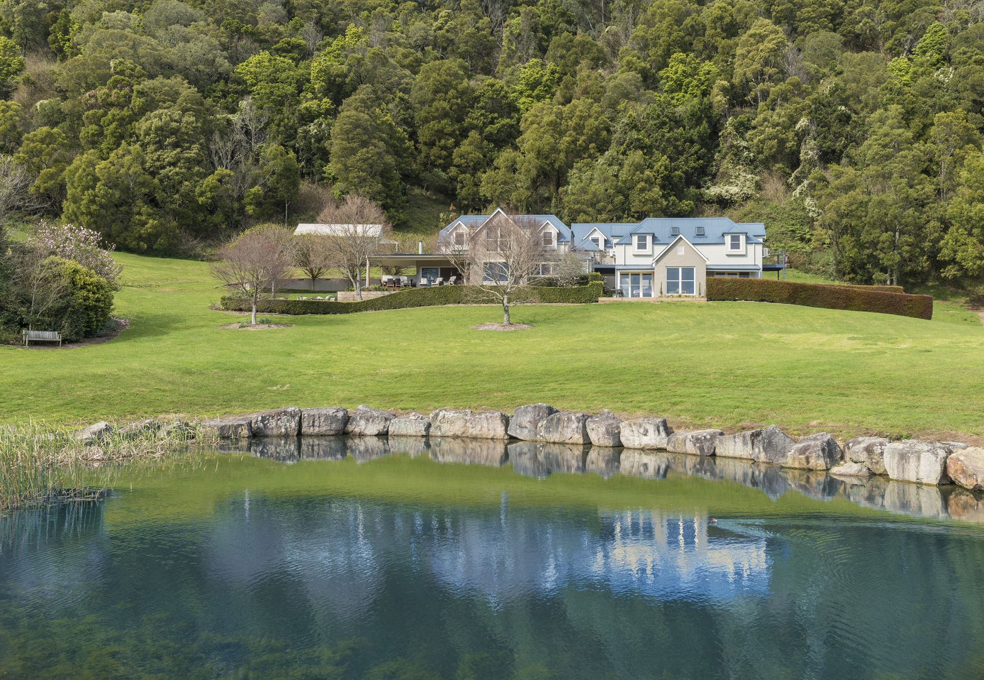 Μονοκατοικία για την Πώληση στο A unique country estate – inspiring grounds and a wealth of opportunity Berry, New South Wales,2535 Αυστραλια
