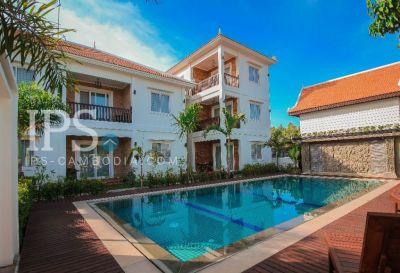 Kouk Chak, Siem Reap   House for rent in  Siem Reap Kouk Chak img 0