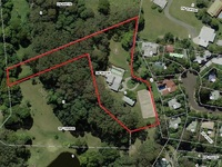 2 Acres In Town Byron Bay