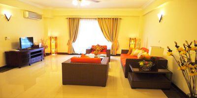 Teuk Thla, Phnom Penh | Condo for rent in Sen Sok Teuk Thla img 2