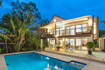 Rainforest Retreat Close to CBD