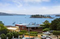 Grand Art Deco Apartment With Luxury Classic-Contemporary Interiors & Northerly Harbour Views to Manly