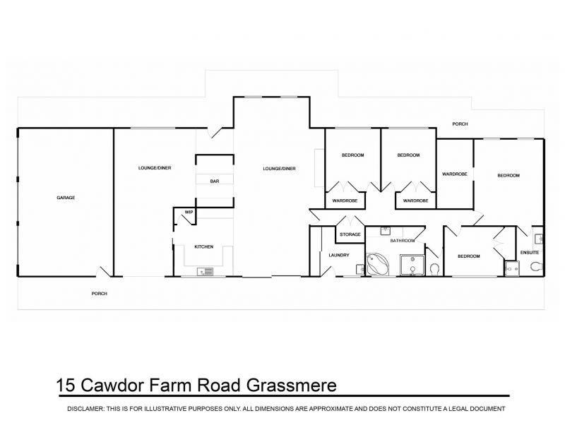 15 Cawdor Farms Road Grasmere 2570