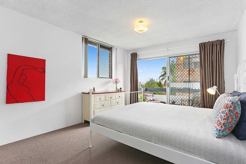 Two bedrooms PLUS STUDY- rear of the block, quiet location.