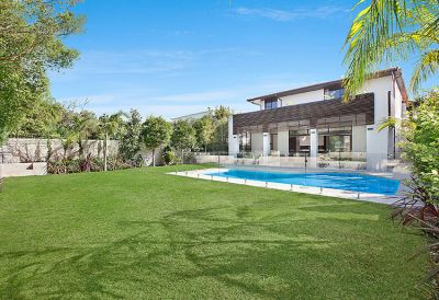 Substantial Family Haven On 774sqm's With Panoramic Harbour Views