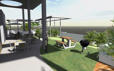 The Garden  Residency , Phnom Penh Thmey, Phnom Penh | New Development for sale in Sen Sok Phnom Penh Thmey img 10