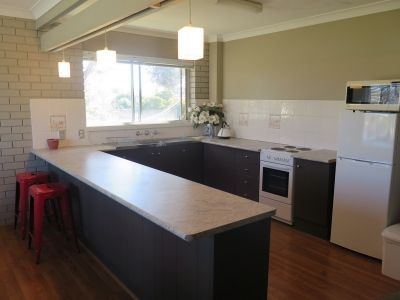 Fully Furnished Central Unit