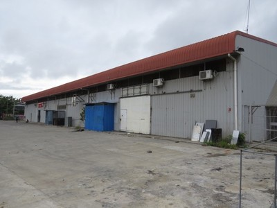 NM2079 - Warehouse for lease - ND