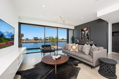 Prestigious Waterfront Home just a hop skip and jump from the New University Hospital