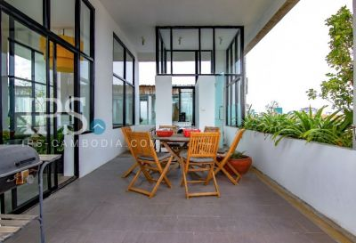 Tonle Bassac, Phnom Penh | House for rent in Chamkarmon Tonle Bassac img 11