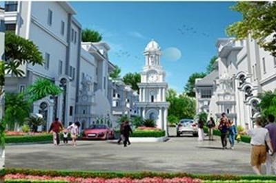 Borey Highland City Tuek Thla, Teuk Thla, Phnom Penh | Borey for sale in Sen Sok Teuk Thla img 2